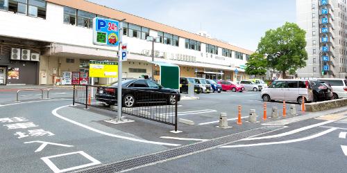 松江南口駐車場