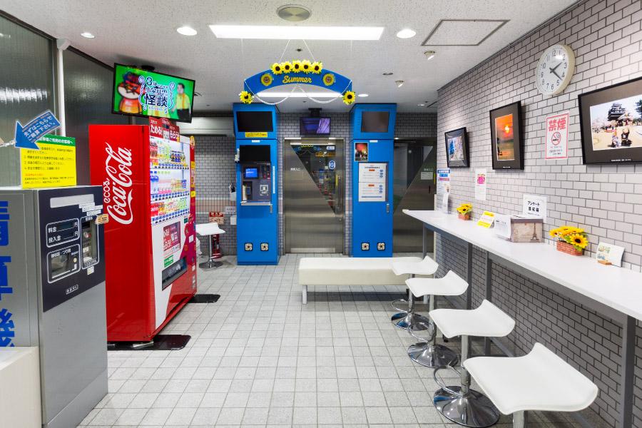 松江駅前地下駐車場_08