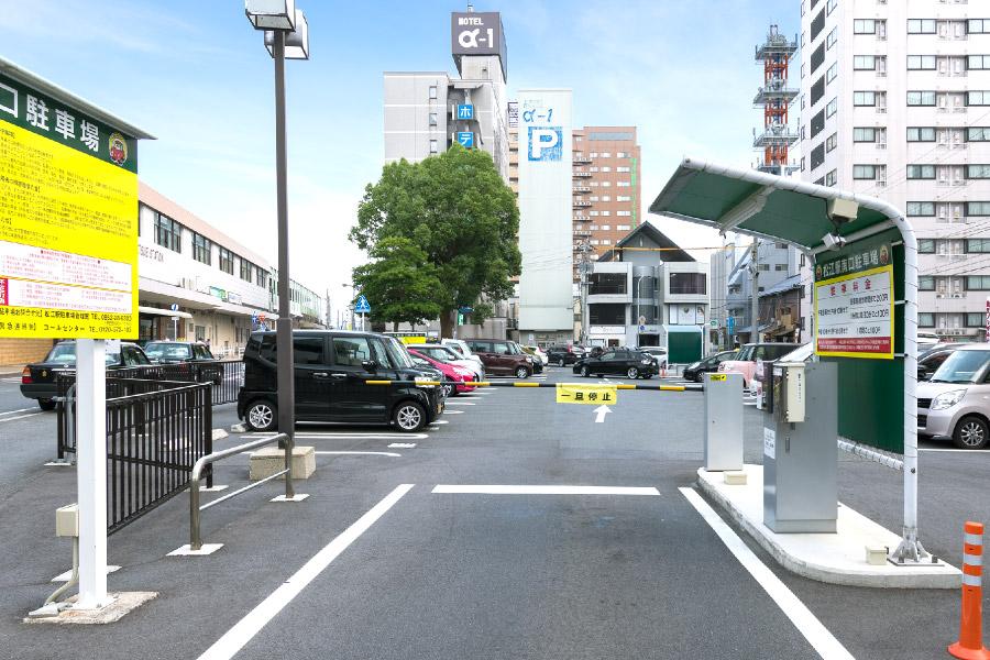 松江駅南口駐車場_02