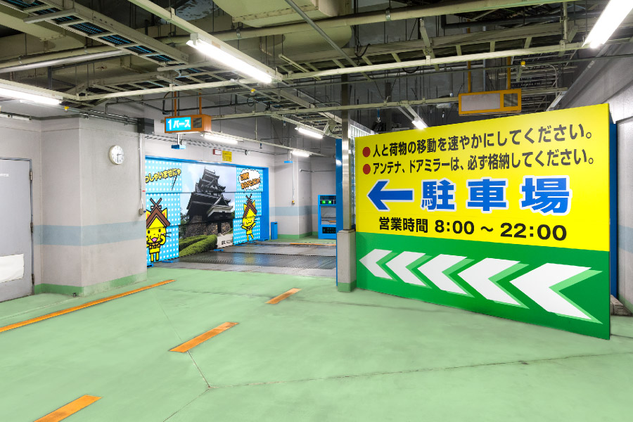 松江駅前地下駐車場(機械式)_05